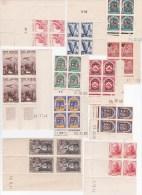 ALGERIE - ENSEMBLE De 11 COINS DATES ** - Algérie (1924-1962)
