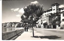 POSTAL   PALMA DE MALLORCA  -   HOTEL COSTA AZUL Y PASEO MARITIMO  - - Mallorca