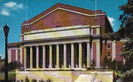 Northrup Memorial Auditorium University Of Minnesota Minneapolis