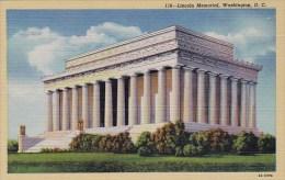 Lincoln Memoral Washington D C