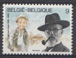 BELGIQUE Mi.nr.:2243 Geburtstag Von Ernest Claes 1985 Neuf Sans Charniere / Mnh / Postfris - België