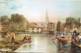 Bedford - Dibujo De J.M.W. Turner - Pintura & Cuadros