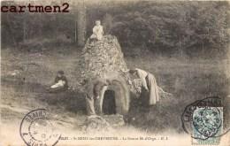 4 CPA : SAINT-REMY-LES-CHEVREUSE LES ROCHERS L'YVETTE LA SOURCE MI-D'ORGE 78 YVELINES - St.-Rémy-lès-Chevreuse