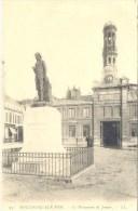 CPA BOULOGNE SUR MER - LE MONUMENT DE JENNER - Boulogne Sur Mer