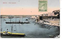 MALTA - Fort Lascaris - Malta