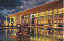 PC Brasilia, D.F. - Palacio Da Alvorada - 1965 (3595) - Brasilia