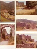 Bourscheid Luxembourg 1961 Réunion De 11 Photographies - Plaatsen