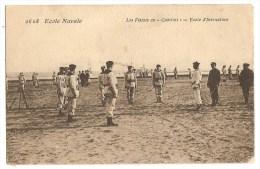 CPA Militaria Ecole Navale Fistots En Cabillot Ecole D'intonation - War 1914-18