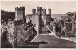 PC London - Caernarvon Castle (3615) - Caernarvonshire