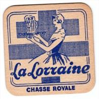 Belgique Lorraine / Chasse Royale - Sotto-boccale