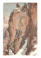Postcard - Militaria, War 1914-1918, Austria,      (14674) - Guerre 1914-18
