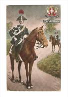 Postcard - Militaria, War 1914-1918, Italia, Propaganda   (14709) - Guerre 1914-18