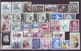 SCHWEDEN - Lot - Gestempelt - Briefmarken
