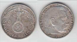 **** ALLEMAGNE - GERMANY - 2 REICHSMARK 1939 A - THIRD REICH - ARGENT - SILVER **** EN ACHAT IMMEDIAT - 2 Reichsmark