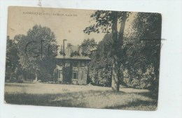 "Saint-Arnoult-en-Yvelines (78) : La Façade Sud De La Villa ""Le Mesnil"" En 1910 PF. - St. Arnoult En Yvelines"