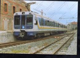 TRENES - Eisenbahnen