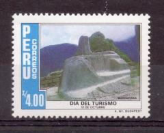 PERU - 1986 - Tourism Day, Intihuatana - Sc 891A - VF MNH - Peru