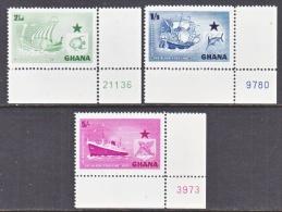 GHANA   14-16  **   SHIPS - Ghana (1957-...)