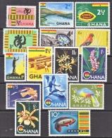 GHANA   48-60, C 1-2 - Ghana (1957-...)