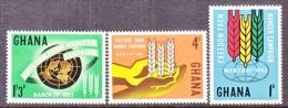 GHANA   132-4   **  FAO - Ghana (1957-...)