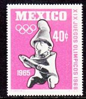 MEXICO  966  *    SPORTS   OLYMPICS 1968 - Mexico