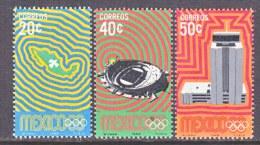MEXICO  996-8  **  *   SPORTS   OLYMPICS 1968 - México
