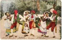 Tarantella  Groupe   (67144) - Danze