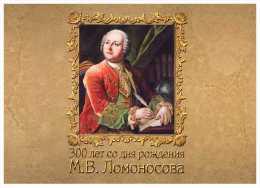 RUSSIA 2011 Lomonosov  BOOKLET MNH - 1992-.... Fédération