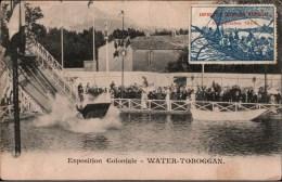 ! 4 Cartes Postales Marseille Exposition Coloniale 1906, Ausstellung, Kolonien - Exposiciones