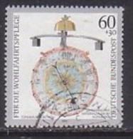 Türmeruhr, BRD 1631 , O  (D 1341) - Uhrmacherei