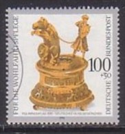 Figurenuhr, BRD 1634 , O  (D 1342) - Uhrmacherei