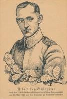 Albert Leo Schlageter - 1923 Von Den Franzosen Während Der Ruhrbesetzung Zum Tode Verurteilt Und Erschossen - Personen
