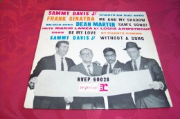 FRANK   SINATRA  °  Sammy Davis  Jr  En Duo Avec Dean Martin °  ME AND MY SHADOW - Otros - Canción Inglesa
