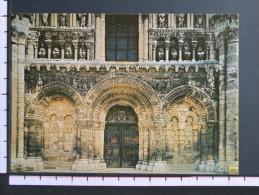 ÉGLISE NOTRE-DAME-LA-GRANDE - POITIERS - 2 Scans (Nº06644) - Poitiers