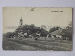Kalbol 25 Hungary Eger Church - Ungheria
