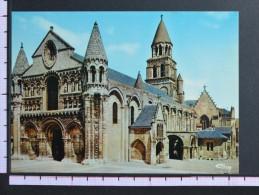 ÉGLISE NOTRE-DAME-LA-GRANDE - POITIERS - 2 Scans (Nº06645) - Poitiers