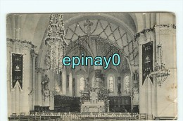 Br - 72 - PRECIGNE - Fête De Réception En 1928 - Mgr Rousseau évéque Du Puy - Choeur - édition Malicot - RARE VISUEL - France
