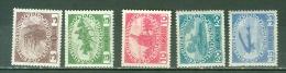 Autriche      138/142  * Et  * *  TB     Voir Scan Et Description - Unused Stamps