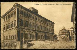 LAZIO - ROMA - VELLETRI - PALAZZO COMUNALE E TEMPIETTO BRAMANTESCO - Velletri