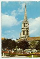CPM CARTE POSTALE MODERNE - 33 - GIRONDE - COUTRAS   écrite Non Timbrée - France