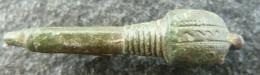 #NSA4 - Römische Bügelfibel - Roman Fibula - Kinder Fibula - Bronzes