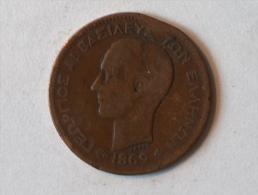 Grèce 5 Lepta 1869 - Grèce