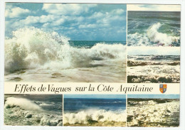 CPM CARTE POSTALE MODERNE - 33 - GIRONDE -  écrite  Timbrée 1975 - France