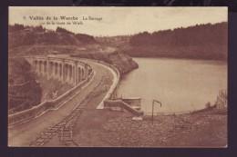 Vallée De La Warche - Le Barrage  Vu De La Route De WALK  // - Halen