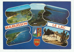 CPM CARTE POSTALE MODERNE - 33 - GIRONDE - MAUBUISSON écrite Non Timbrée - France