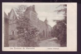 Les Environs De Waremme - Château D' OTRANGE  // - Oreye