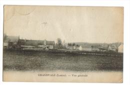 Grandvals Rare Vue Générale - France
