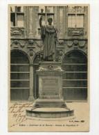 CP , 59 , LILLE , Intérieur De La Bourse Et Statue De Napoléon 1er - Lille