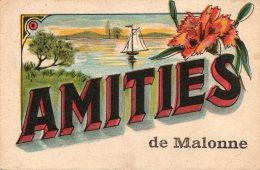 Malonne - Amitiès De Malonne - Namur
