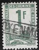 N° 1  FRANCE COLIS POSTAUX  - Pour Petit Colis   -  1f  Vert  1944/47 - Colis Postaux